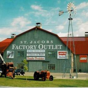 St. Jacobs Factory Outlet Mall 2
